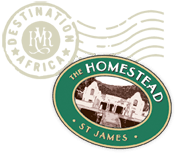 Homestead Villa Stamp